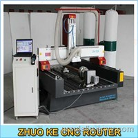 Professional engraving machine 4-axis wood cnc router