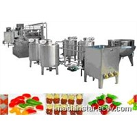 QQ(jelly)candy processing line
