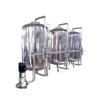 RO Water Treatment Machine