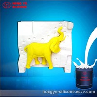 RTV-2 Silicone Rubber for Resin Garden Mould Making