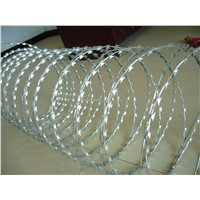 Razor Barbed Wire/Concertina Razor Barbed Wire