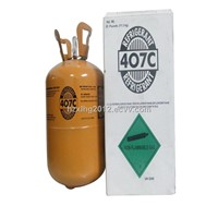Refrigerant gas r407c with high purity and best price