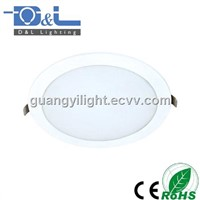 SMD3014 LED Downlight Ceiling Lamp 12W 15W PMMA Round shape