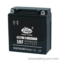SMF Motorcycle battery YB5L-BS,scooter battery, AGM, VRLA, SLA