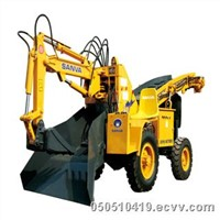 SW60 Hydraulic Backhoe Loader