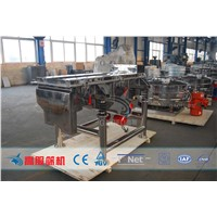 SZF Linear vibrating screen for food industry