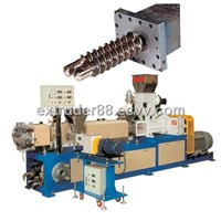 Same Directional (Parallel) Twin Screw Extruders