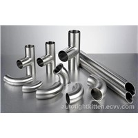 Sanitary (stainless steel) Pipe&Fitting-Ebow, Tee, Reducer, Union, Clamp, Cross, Bend