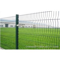 Security 3D Wire Mesh Fence