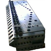 Series PVC Board Mould