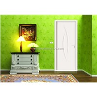Simple design good quality  wooden door(WNT-WD171)
