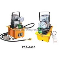 Single active magnetic electric hydraulic pump ZCB-700D
