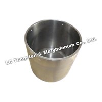 Sintered Molybdenum Crucible