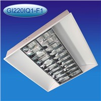 Space Lamp Panel, lamp tray,embeded tray  2*14/17/18/20W