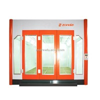 CE Zhongda Spray Booth High Quality Spray Booth Manufacture
