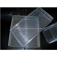 Stainless Steel Woven Wire Mesh (Plain Weave)