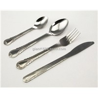 Stainless Steel Cutlery with Machine Polish