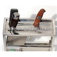 Stainless steel tool rest