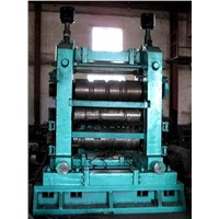 Steel rolling mill production lines