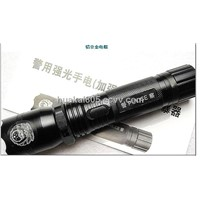 Super Bright Flashlight Stun Gun/Electric Shocks(2012)