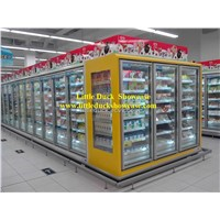 Supermarket Display Freezer