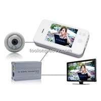 Supporting TV Display 3.5inch Memory Digital Door Viewer