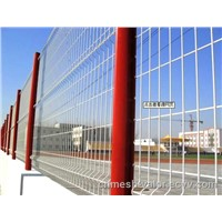 the Reinforced Wire Mesh Fence