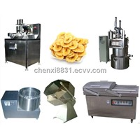 TK-BP300 HIGH QUALITY BANANA CHIPS MAKING MACHINE FOR BANANA PROCESSING