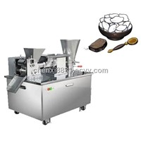 TK-DP4800 AUTOMATIC DUMPLING MAKING MACHINE IN PROCESSING