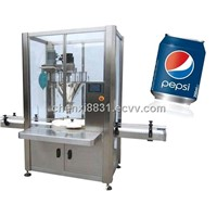 TK-P50 HOTSALE CANNED FILLING MACHINE FOR BEVERAGE PACKING