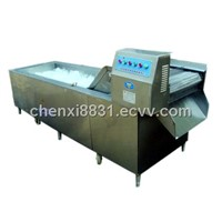 TK-W2000 HOTSALE SURF-TYPE FRUIT&VEGETABLE WASHING MACHINE/ VEGETABLE CLEANER IN CHINA