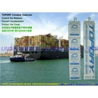 TOPDRY, calcium chloride, sea transportation dryer, cargo protection