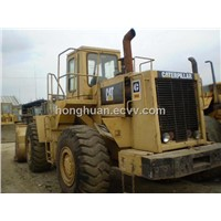 the Second-Hand Wheel Loader CAT 966D