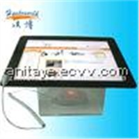 Top ipad Arcylic Stand with security alarm
