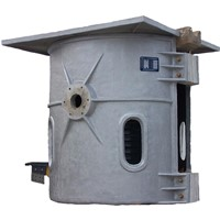 Top quality smelting induction furnace 500kg