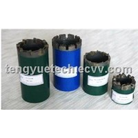 Tungsten Carbide Core Bits