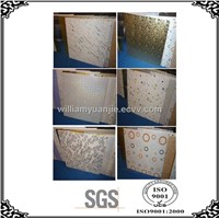 Types of ceilings & wall panel and bathroom tiles (SGS)