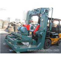 Tyre retreading machine tyre buffing machine