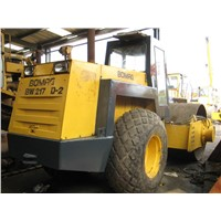 USED BOMAGE BW217-2 ROAD ROLLER