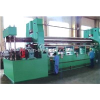 Upper Roller Universal Plate Rolling Machine for Trailer
