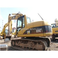 Used Crawler Excavator Caterpillar 320CL