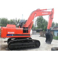 Used Crawler Excavator Hitachi EX200-1