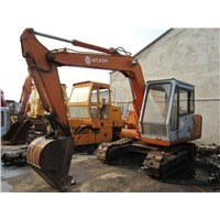 Used Crawler Excavator Hitachi EX60-1