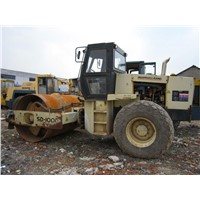 Used Ingersoll-Rand Road Roller SD100D