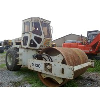 Used Road Roller Ingersoll-rand SD100