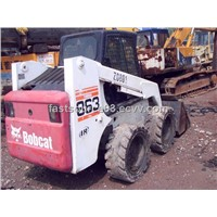 Used Skid Steer Loader BOBCAT 863