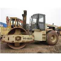 Used USA Road Roller Ingersoll-rand SD150D