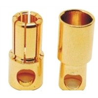 Various  Gold Plated  Banana Plug for Rc Hobby , Battery and connector