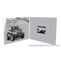 Video Greeting Card, Video Advertising Card