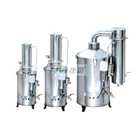 Water-break Auto-control Stainless-steel Water Distilling Apparatus